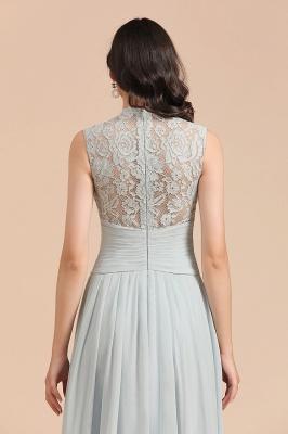 Brautjungfernkleider Mint | Spitze Kleider für Brautjungfern_9