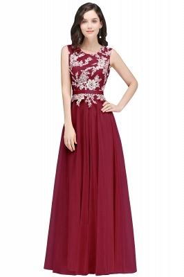 Rosa Abendkleider Lang Günstig | Abendmoden Online_2