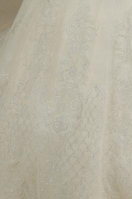 Hochzeitskleider A Linie   Brautkleider Spitze Günstig Online_4