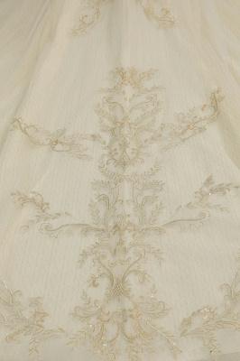 Extravagante Hochzeitskleider mit Spitze   Prinzessin Brautkleider_7