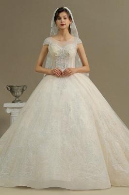 Hochzeitskleider A Linie | Brautkleider Spitze Günstig Online