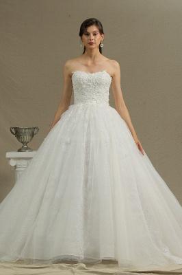 Schöne Brautkleider Prinzessin | Hochzeitskleid Tüll Mit Spitze