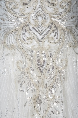 Prinzessin Hochzeitskleider Günstig | Brautkleider Glitzer_6