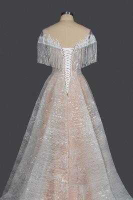 Schicke Hochzeitskleider A Linie | Brautkleider Mit Spitze_2