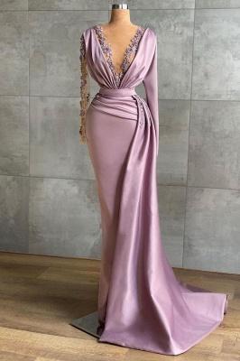 Elegante Abiballkleider Lang Günstig | Abendkleider Mit Ärmel