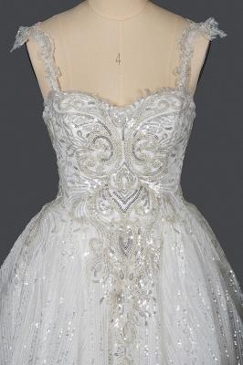 Prinzessin Hochzeitskleider Günstig | Brautkleider Glitzer_9