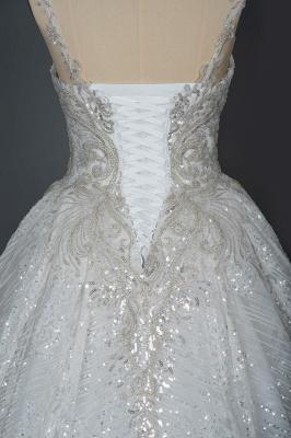 Prinzessin Hochzeitskleider Günstig | Brautkleider Glitzer_4