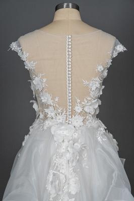 Schöne Hochzeitskleider Prinzessin | Brautkleider Günstig Online kaufen_6