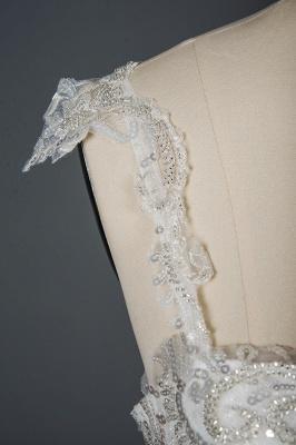 Prinzessin Hochzeitskleider Günstig | Brautkleider Glitzer_5