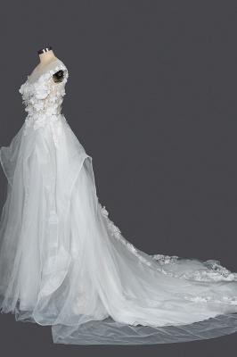 Schöne Hochzeitskleider Prinzessin | Brautkleider Günstig Online kaufen_3