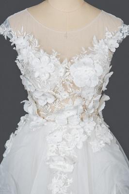 Schöne Hochzeitskleider Prinzessin | Brautkleider Günstig Online kaufen_7