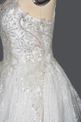 Prinzessin Hochzeitskleider Günstig | Brautkleider Glitzer_8