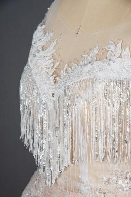 Schicke Hochzeitskleider A Linie | Brautkleider Mit Spitze_4