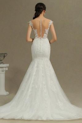 Moderne Hochzeitskleider mit Spitze | Brautkleider Meerjungfrau_2
