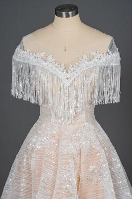 Schicke Hochzeitskleider A Linie | Brautkleider Mit Spitze_6