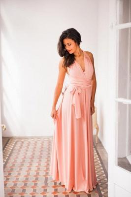 Wandelbare Brautjungfernkleider Rosa   Kleider für Brautjungfern_8