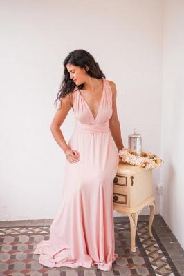 Wandelbare Brautjungfernkleider Rosa   Kleider für Brautjungfern_7