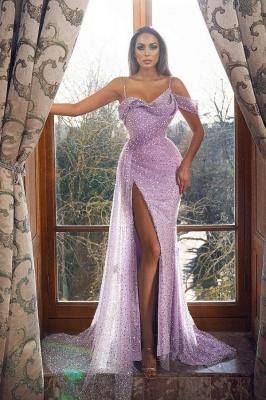Elegante Abiballkleider Lang Glitzer | Abendkleider Günstig