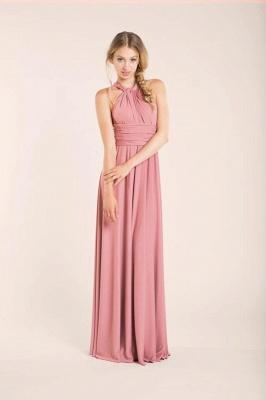 Wandelbare Brautjungfernkleider Rosa   Kleider für Brautjungfern_3