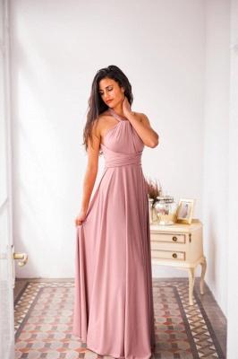 Wandelbare Brautjungfernkleider Rosa   Kleider für Brautjungfern_6
