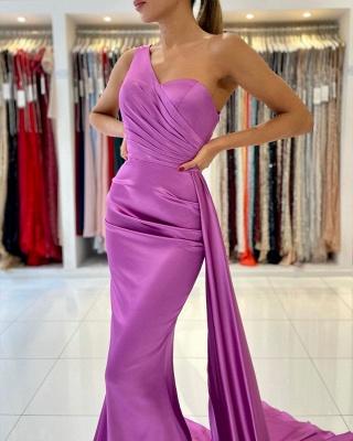 Schlichtes Abendkleid Lang Günstig   Abiballkleider Online_4