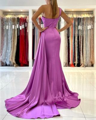 Schlichtes Abendkleid Lang Günstig   Abiballkleider Online_2