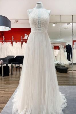 Boho Hochzeitskleider Mit Spitze | Brautkleid A Linie