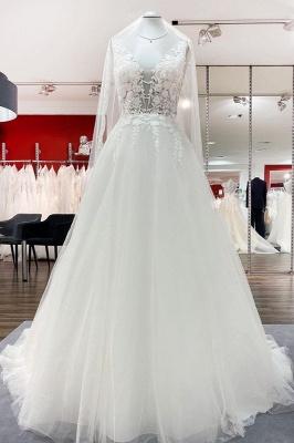 Boho Hochzeitskleider Mit Ärmel | Brautkleid A Linie Spitze