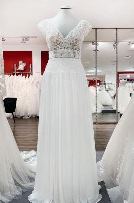 Schlichtes Brautkleid Mit Spitze | Hochzeitskleider Etuikleider