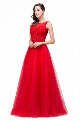 Rote Abendkleider Lang Günstig | Abendmoden Abiballkleider_6