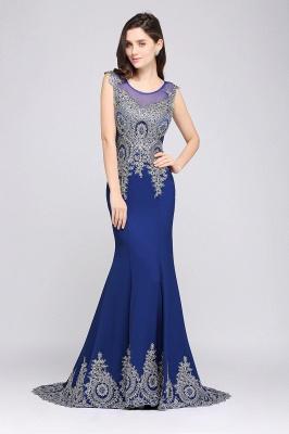 Abendkleider Lang Blau | Abiballkleider mit Glitzer_2