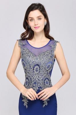 Abendkleider Lang Blau | Abiballkleider mit Glitzer_5