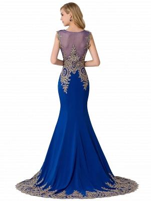 Abendkleider Lang Blau | Abiballkleider Mit Günstig_8