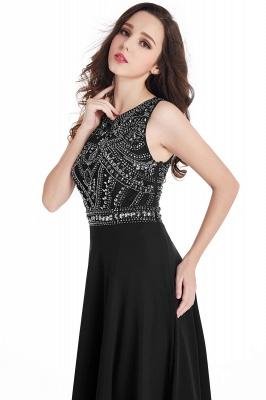 Schwarze Abendkleider Günstig   Abiballkleider Lang Online_7
