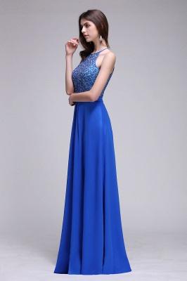 Abendkleider Lang Blau | Abiballkleider Günstig_7