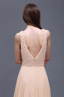 Abendkleid Lang V Ausschnitt | Abendmoden Online_2