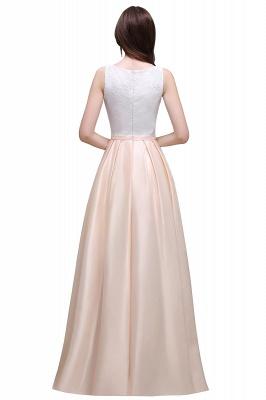 Elegante Abendkleider Günstig | Abiballkleider Lang Online_3