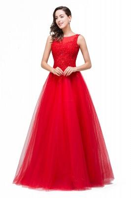 Rote Abendkleider Lang Günstig | Abendmoden Abiballkleider_1