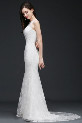 Designer Hochzeitskleider mit Spitze | Brautkleider Meerjungfrau_7