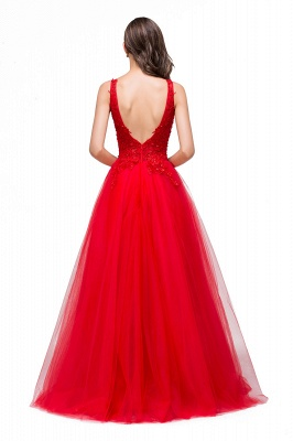 Rote Abendkleider Lang Günstig | Abendmoden Abiballkleider_3