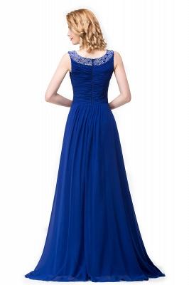 Abendkleider könig Blau | Abiballkleider Lang Günstig_5
