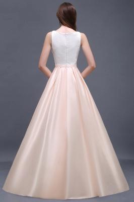 Elegante Abendkleider Günstig | Abiballkleider Lang Online_5