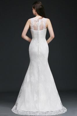 Designer Hochzeitskleider mit Spitze | Brautkleider Meerjungfrau_4