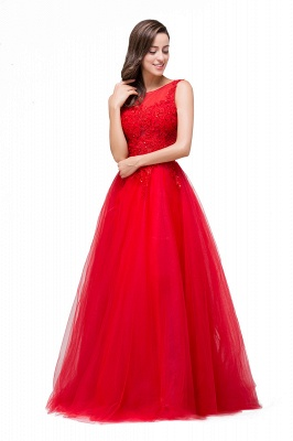 Rote Abendkleider Lang Günstig | Abendmoden Abiballkleider_5