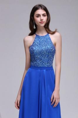 Abendkleider Lang Blau | Abiballkleider Günstig_5