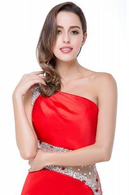 Rote Cocktailkleider Kurz | Abendkleider Günstig_13
