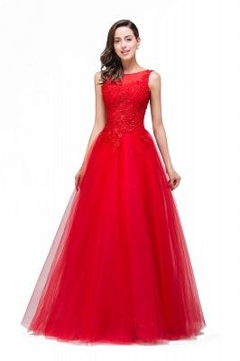 Rote Abendkleider Lang Günstig | Abendmoden Abiballkleider_4