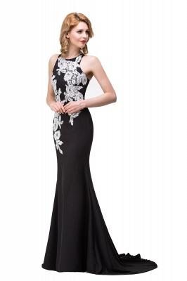 Schwarzes Abendkleid Lang | Abiballkleider Günstig Online_8