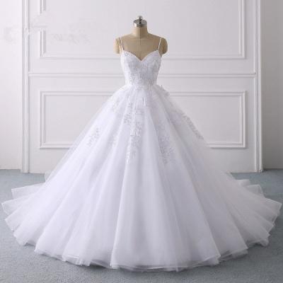 Designer Brautkleider Spitze | Hochzeitskleid Umstandsmode_6