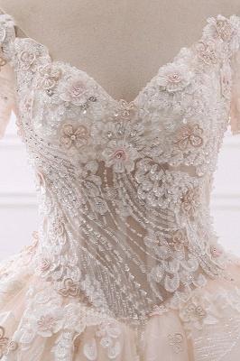 Schöne Brautkleider Mit Ärmel | Hochzeitskleider Prinzessin_5